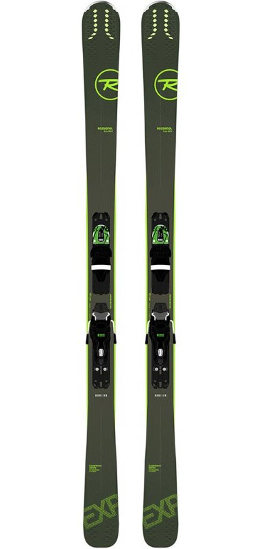 ROSSIGNOL Experience 80 Ci /F + fix Xpress 11 Gw /Black Green 2020